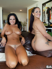 Super fine big butt Ava Addams and Mega fat booty..