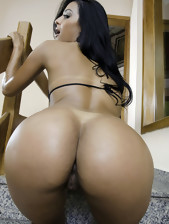 MikeInBrazil ™ presents Perla Bombom in Cum Hard