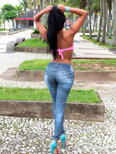MikeInBrazil ™ presents Perla Bombom in..