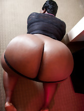 Hawt massive ass african gals are exciting and erotic